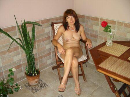 Femme mature pour de la rencontre chaude